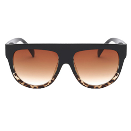 Kim Glasses - Leopard