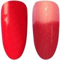 Gellak Chameleon-34 parelmoer baksteen rood