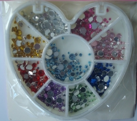 Rhinestone collection different sizes!