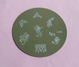 image plate m39 (diameter 5,5cm)