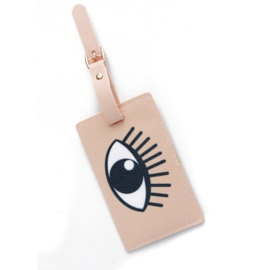 Suitcase Tag - Eye