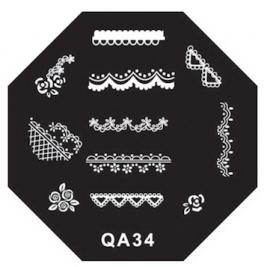 image plate QA34
