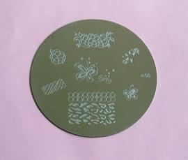 image plate m50 (diameter 5,5cm)
