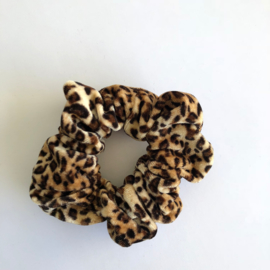 Scrunchie - Animal Print Small