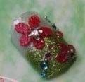 si 016 kerst bloem/blad