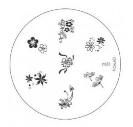 image plate Konad M31 (diameter 5,5cm)