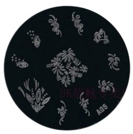 image plate A-05 (diameter 7cm)