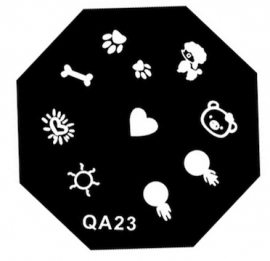 image plate QA23