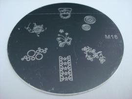 image plate m16 (diameter 5,5cm)