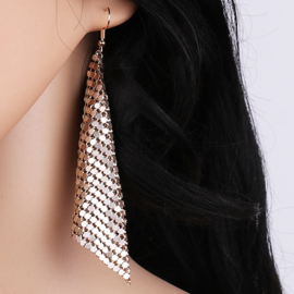 Glam Earrings Gold