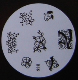 image plate B-65 (diameter 5,5cm)