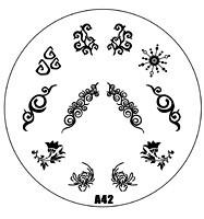 image plate A-42 (diameter 7cm)