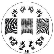 image plate A-41 (diameter 7cm)
