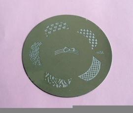 image plate m56 (diameter 5,5cm)