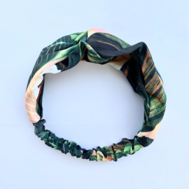 Jungle Haarband - Roze