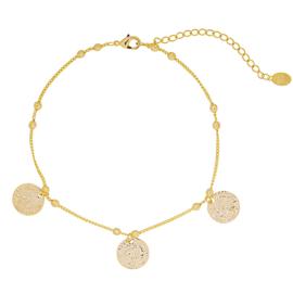 Caesar Anklet - Gold / Silver
