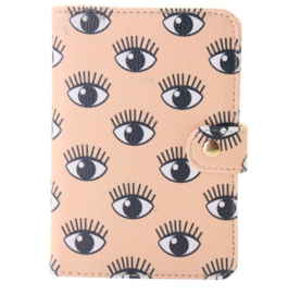 Passport Case - Eyes