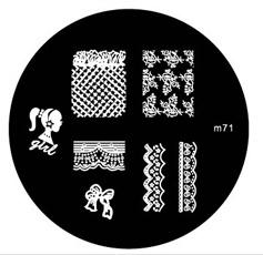 image plate m71 (diameter 5,5cm)