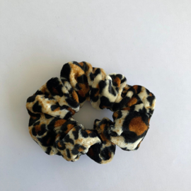 Scrunchie - Animal Print Regular