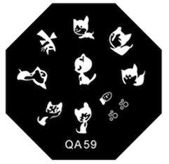 image plate QA59