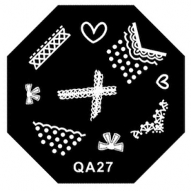 image plate QA27