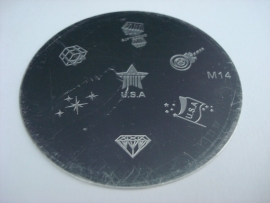 image plate m14 (diameter 5,5cm)