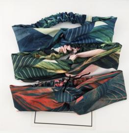 Jungle Haarband - Rood