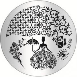image plate JQ09 (diameter 5,5cm)