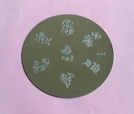 image plate m54 (diameter 5,5cm)