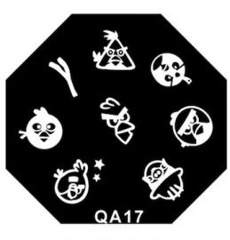 image plate QA17