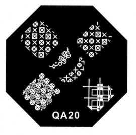 image plate QA20