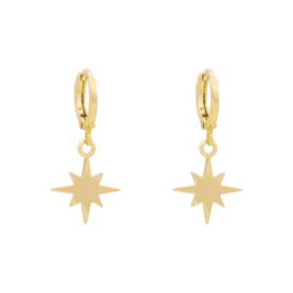 Space Star Earrings