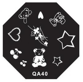 image plate QA40