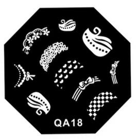 image plate QA18