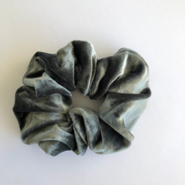 Scrunchie - Velvet Gray