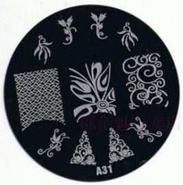 image plate A-31 (diameter 7cm)