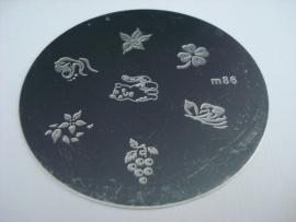 image plate m86 (diameter 5,5cm)