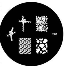 image plate m61 (diameter 5,5cm)