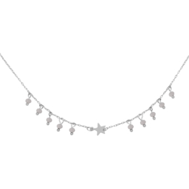Starlight Necklace - Silver