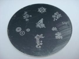 image plate m20 (diameter 5,5cm)