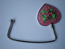 bag hanger Large Heart