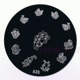 image plate A-35 (diameter 7cm)