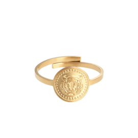 Tiger ring - rond