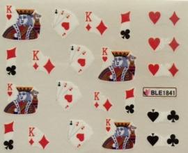 wts BLE1841 kaart symbolen