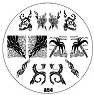 image plate A-54 (diameter 7cm)