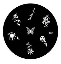 image plate m21 (diameter 5,5cm)