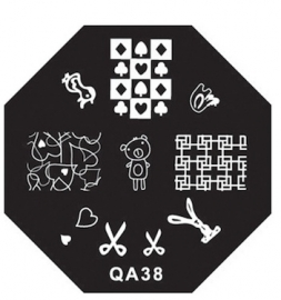 image plate QA38