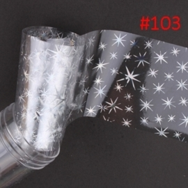nail foil bottle GL-103