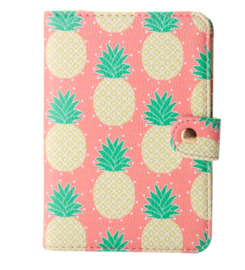 Passport Case - Pineapple