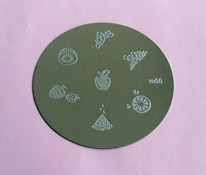 image plate m55 (diameter 5,5mm)